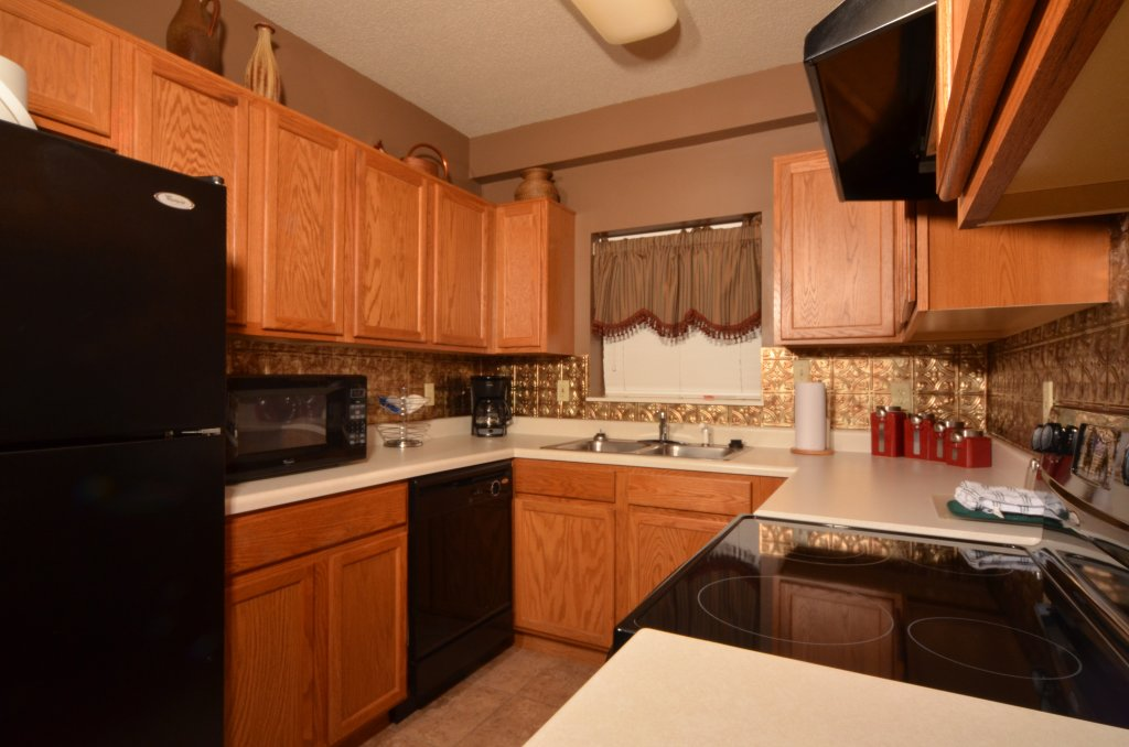 Photo of a Pigeon Forge Condo named Cedar Lodge 101 - This is the thirty-second photo in the set.