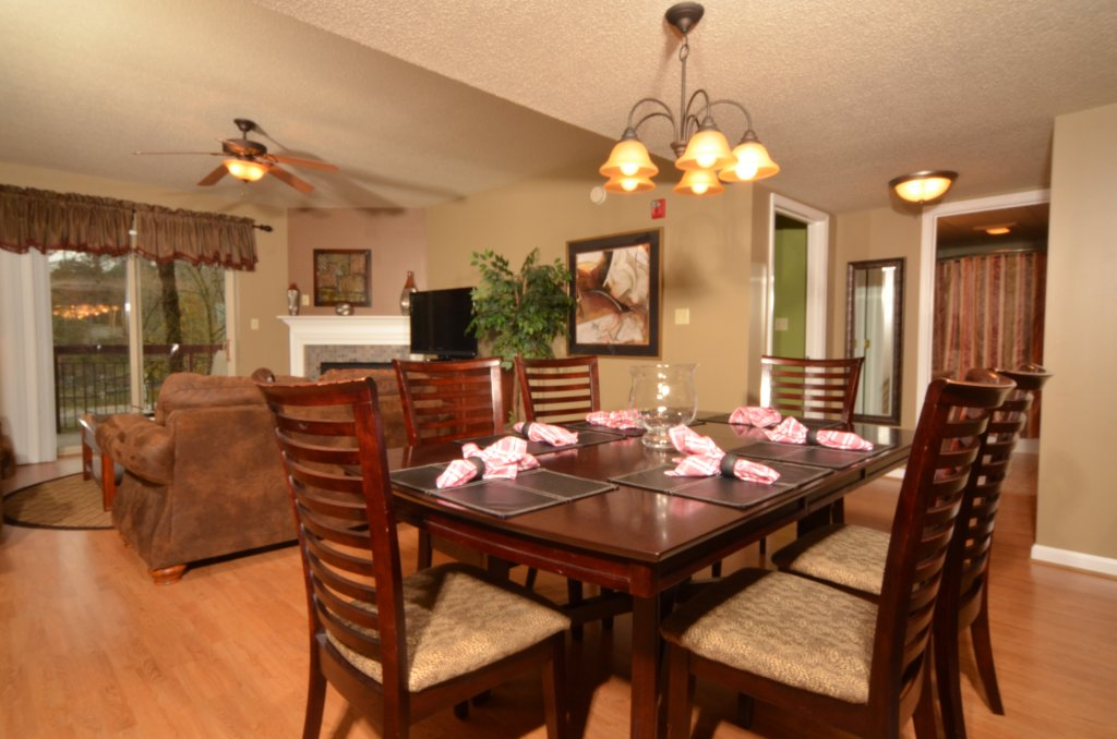 Photo of a Pigeon Forge Condo named Cedar Lodge 101 - This is the thirty-first photo in the set.