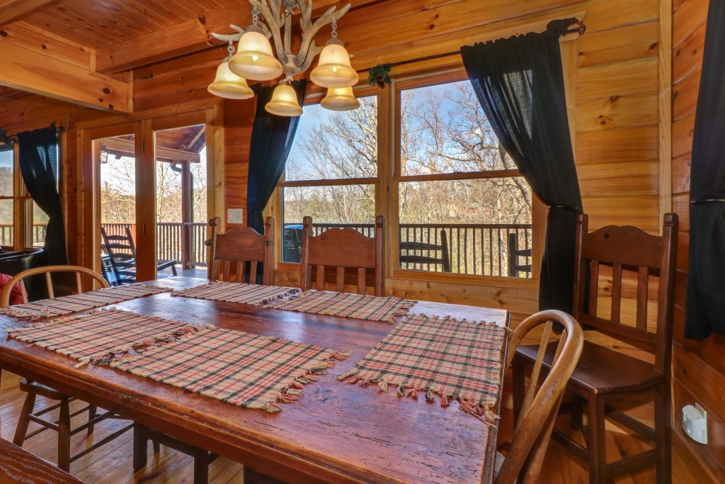 Photo of a Pigeon Forge Cabin named  Gristmill Getaway - This is the sixteenth photo in the set.