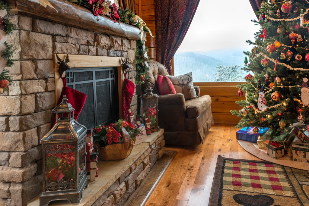 Photo of a Pigeon Forge Cabin named Forget Me Knot Cabin - This is the fortieth photo in the set.