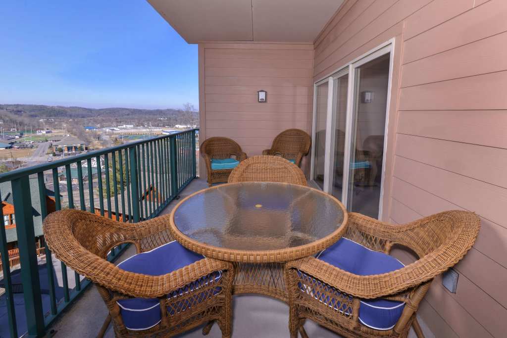 Photo of a Pigeon Forge Condo named 4002 Big Bear Resort - This is the twenty-sixth photo in the set.