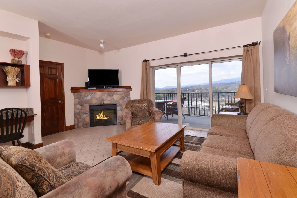 Photo of a Pigeon Forge Condo named 3002 Big Bear Resort - This is the first photo in the set.