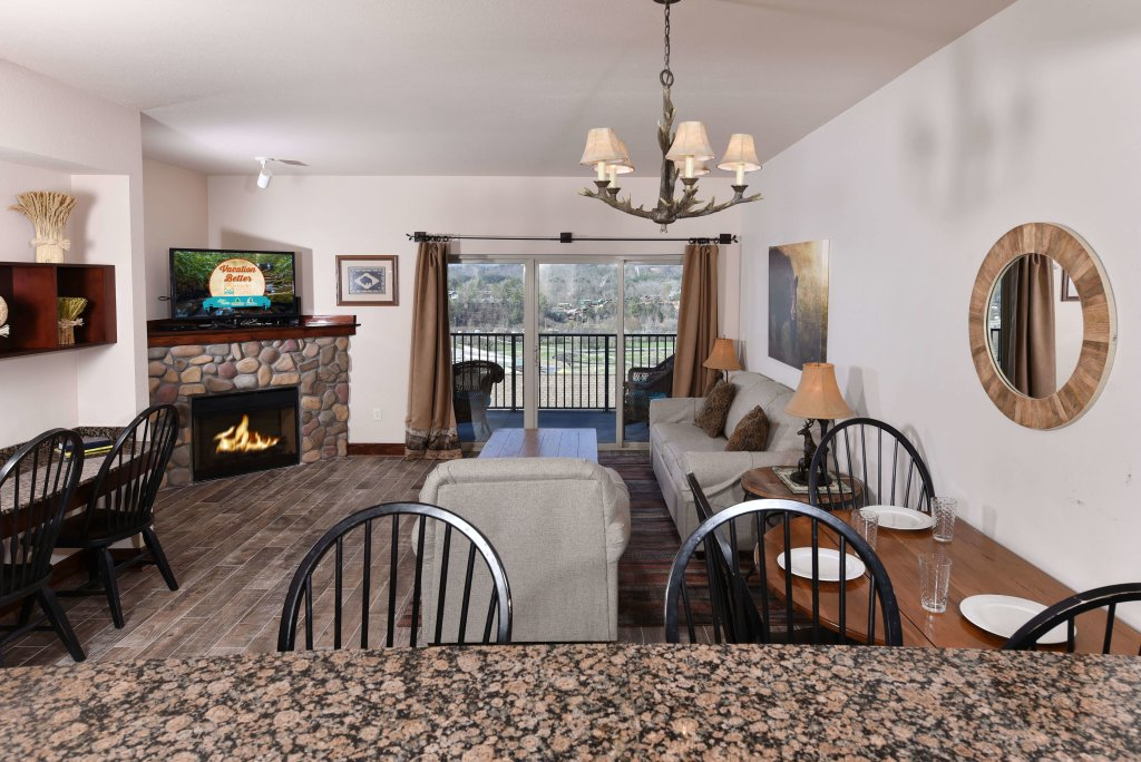 Photo of a Pigeon Forge Condo named 3004 Big Bear Resort - This is the thirty-second photo in the set.