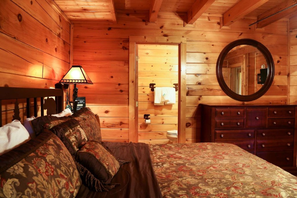 Photo of a Pigeon Forge Cabin named Southern Sky - This is the thirteenth photo in the set.