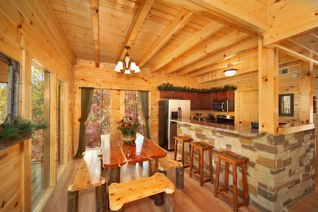 Photo of a Gatlinburg Cabin named Firefly Lodge - This is the tenth photo in the set.