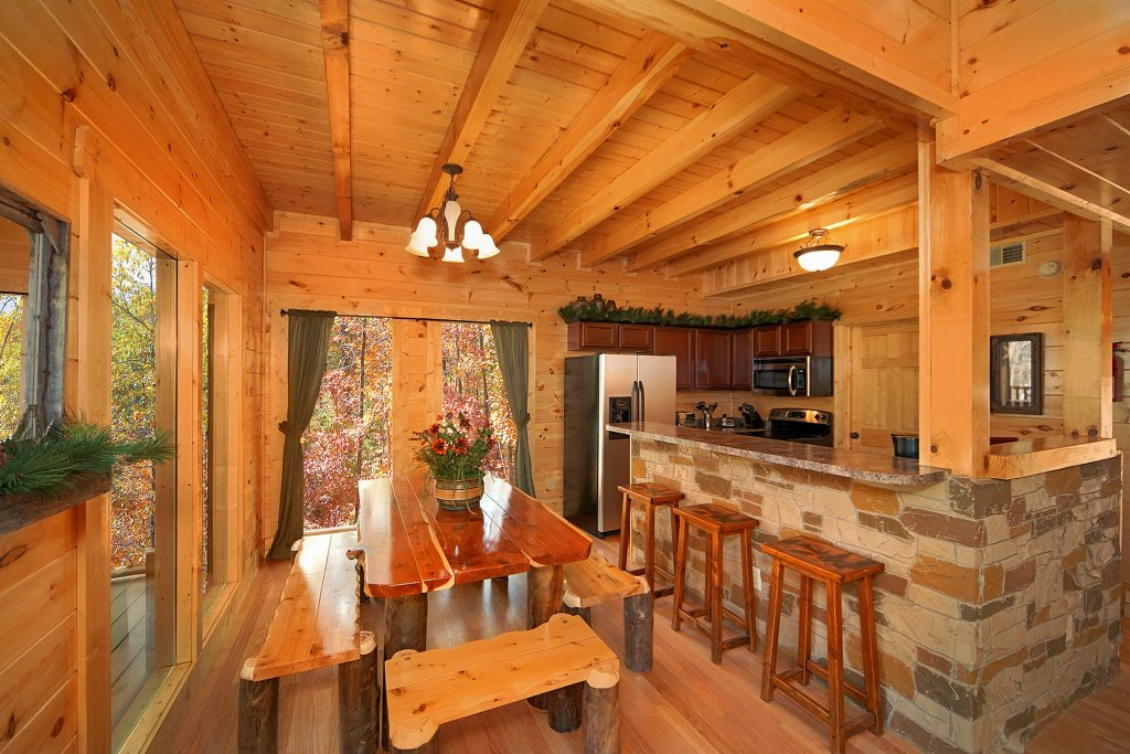 Photo of a Gatlinburg Cabin named Firefly Lodge - This is the ninth photo in the set.
