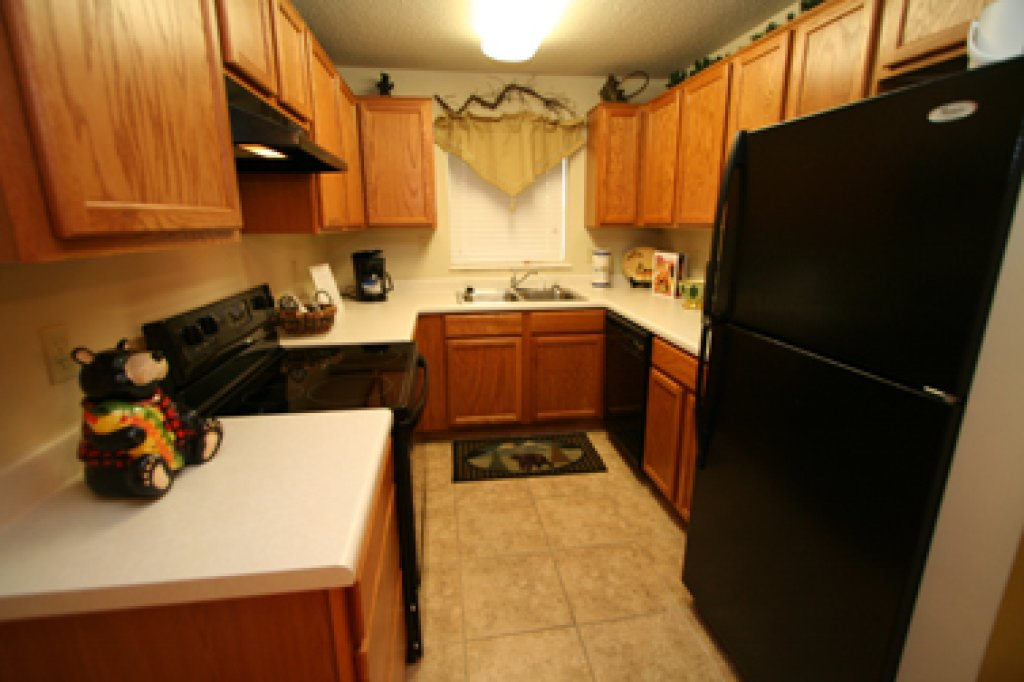 Photo of a Pigeon Forge Condo named Cedar Lodge 705 - This is the thirty-first photo in the set.