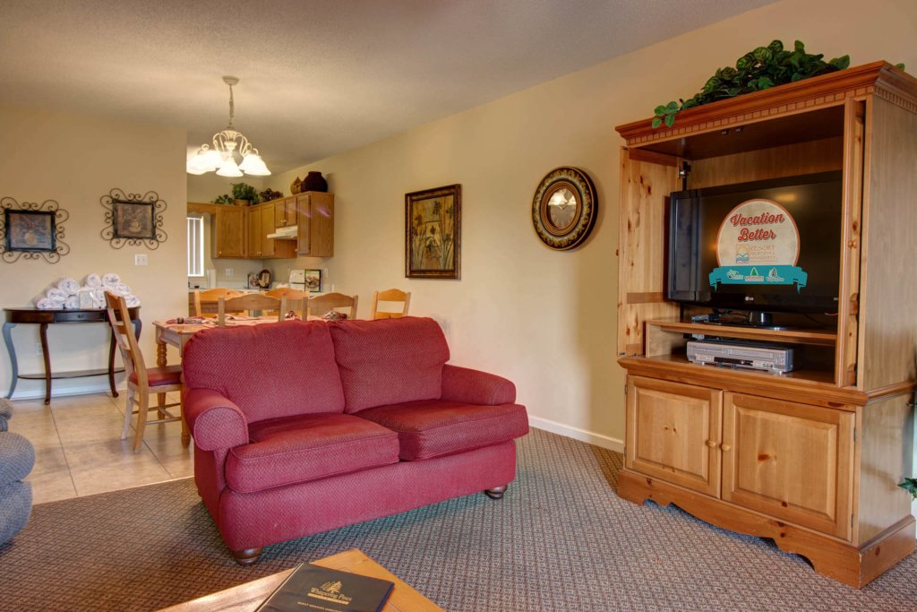 Photo of a Pigeon Forge Condo named Whispering Pines 114 - This is the thirty-eighth photo in the set.