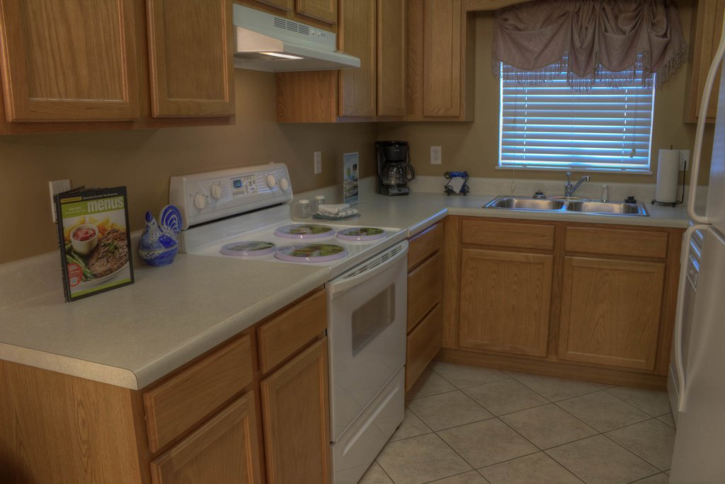 Photo of a Pigeon Forge Condo named Bear Crossing 102 - This is the fifth photo in the set.
