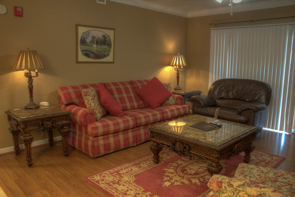Photo of a Pigeon Forge Condo named Bear Crossing 102 - This is the third photo in the set.