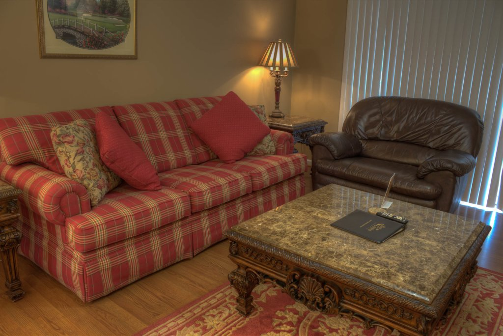 Photo of a Pigeon Forge Condo named Bear Crossing 102 - This is the second photo in the set.