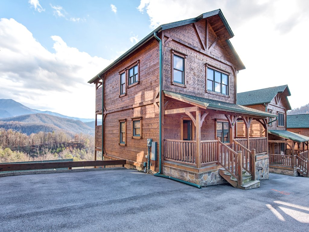 Photo of a Gatlinburg Cabin named Million Dollar View - This is the twenty-ninth photo in the set.