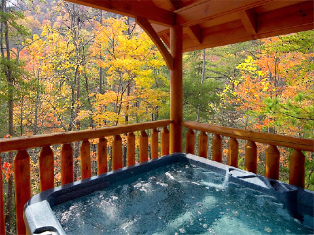 Photo of a Pigeon Forge Cabin named Second Nature - This is the twenty-second photo in the set.
