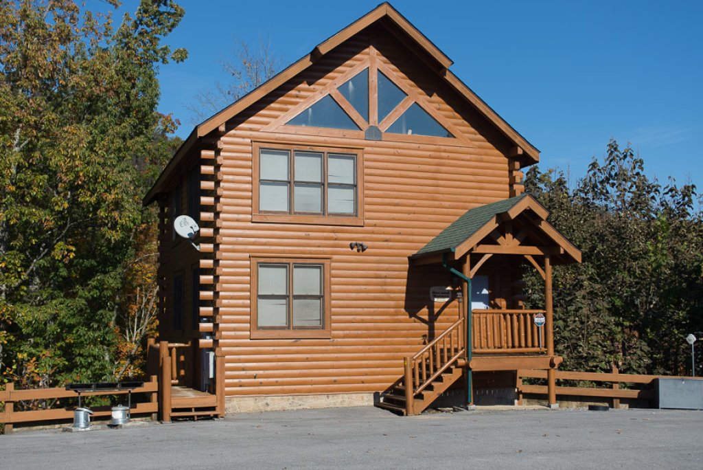 Photo of a Pigeon Forge Cabin named Second Nature - This is the twenty-fifth photo in the set.