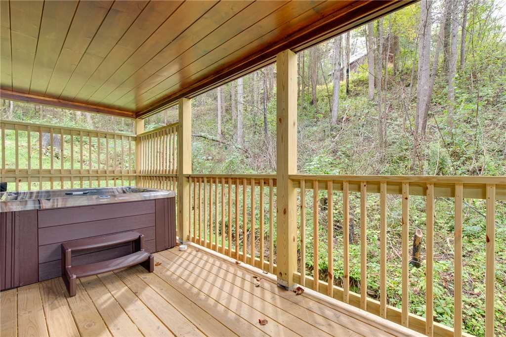 Photo of a Gatlinburg Cabin named Simply Unforgettable - This is the second photo in the set.