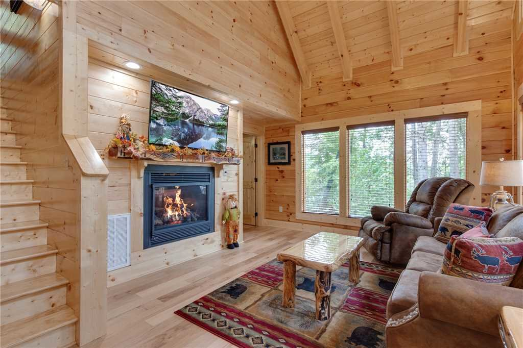 Photo of a Gatlinburg Cabin named Simply Unforgettable - This is the first photo in the set.