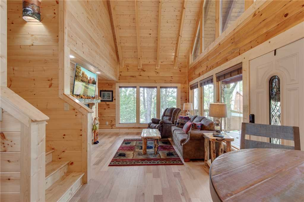 Photo of a Gatlinburg Cabin named Simply Unforgettable - This is the third photo in the set.