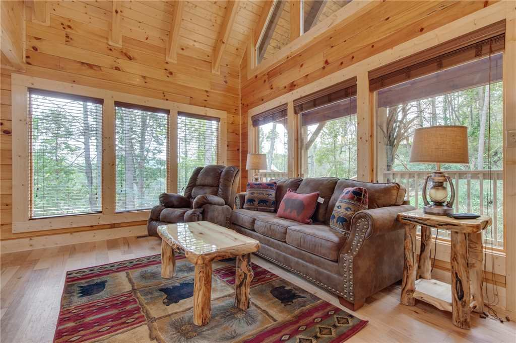 Photo of a Gatlinburg Cabin named Simply Unforgettable - This is the fourth photo in the set.