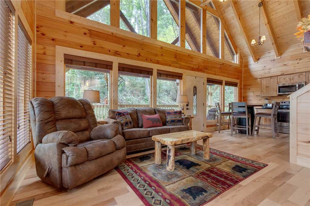 Photo of a Gatlinburg Cabin named Simply Unforgettable - This is the fifth photo in the set.