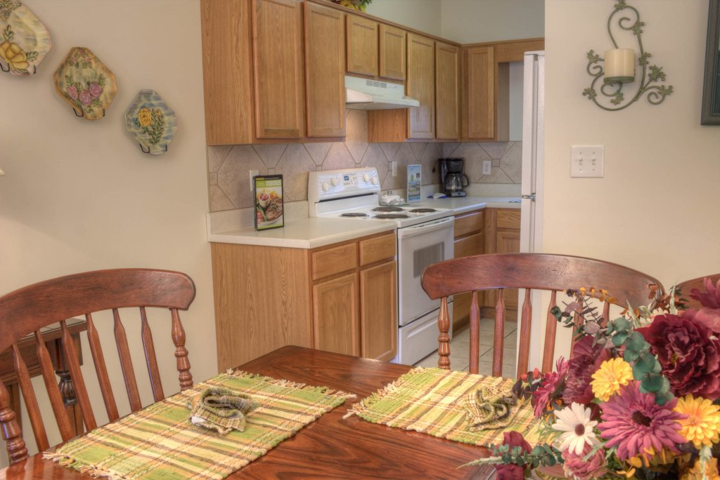 Photo of a Pigeon Forge Condo named Bear Crossing 201 - This is the fifth photo in the set.