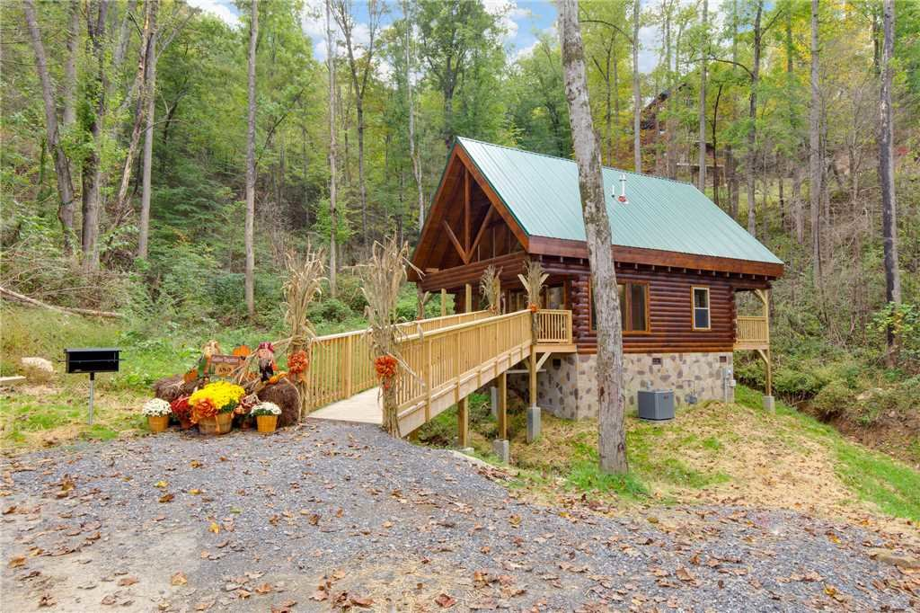 Photo of a Gatlinburg Cabin named Simply Unforgettable - This is the twenty-third photo in the set.
