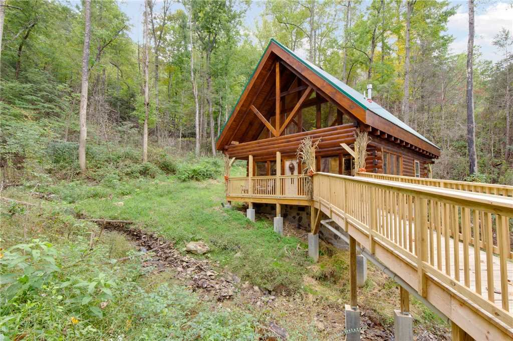 Photo of a Gatlinburg Cabin named Simply Unforgettable - This is the twenty-fourth photo in the set.