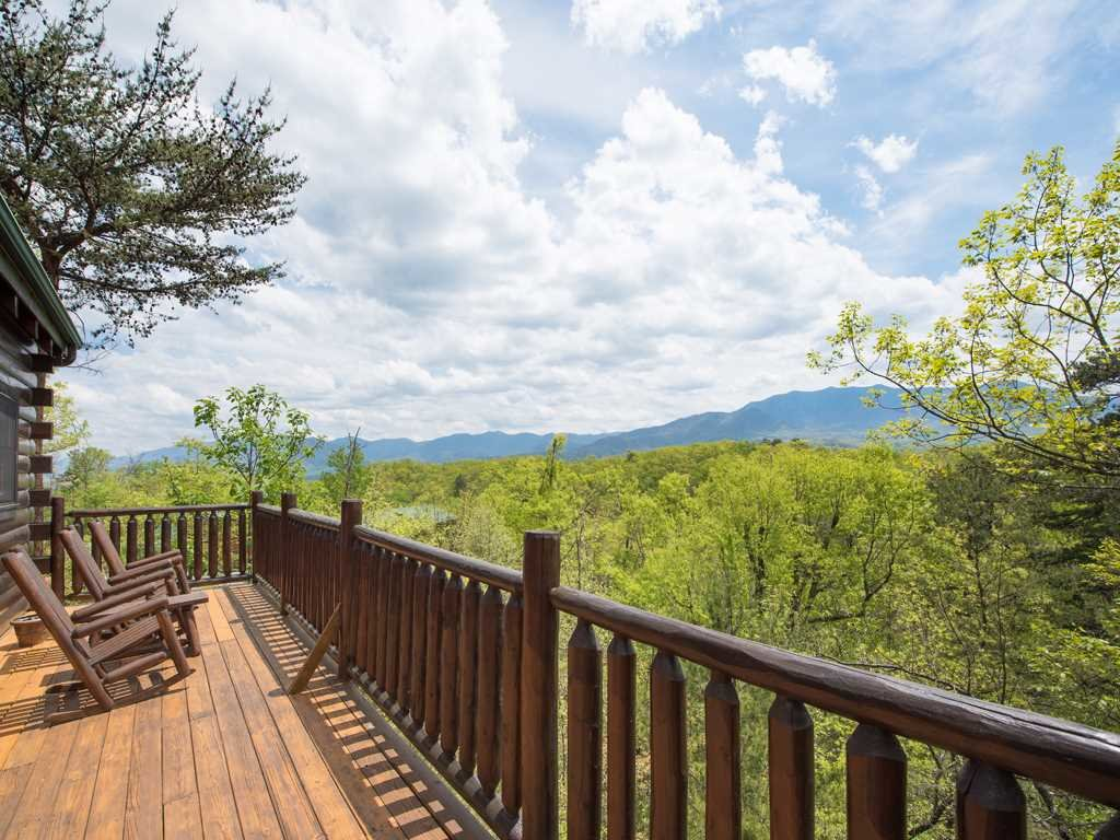 Photo of a Gatlinburg Cabin named View Catcher - This is the eighth photo in the set.
