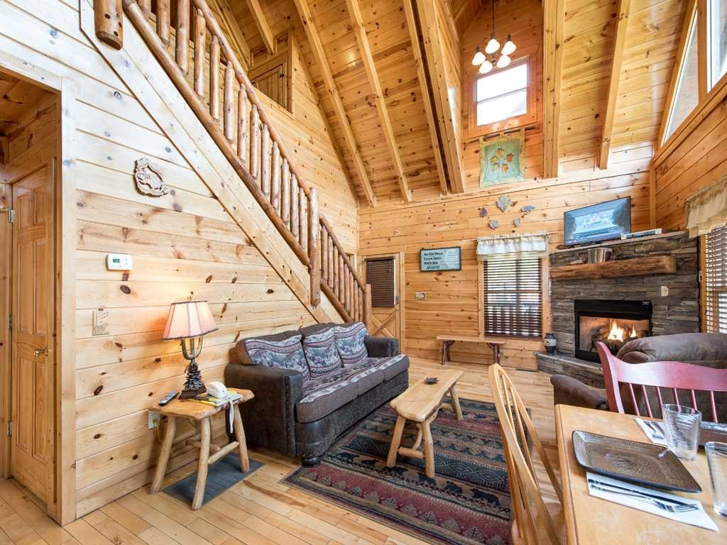 Photo of a Gatlinburg Cabin named View Catcher - This is the sixth photo in the set.