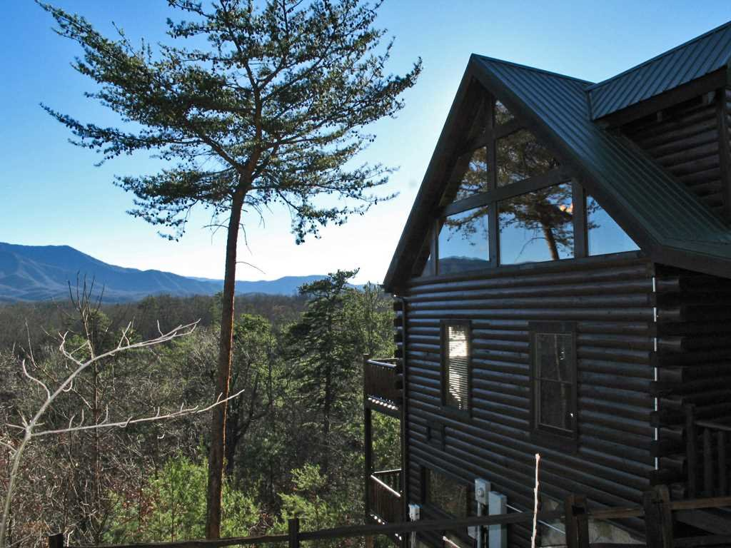 Photo of a Gatlinburg Cabin named View Catcher - This is the eighteenth photo in the set.