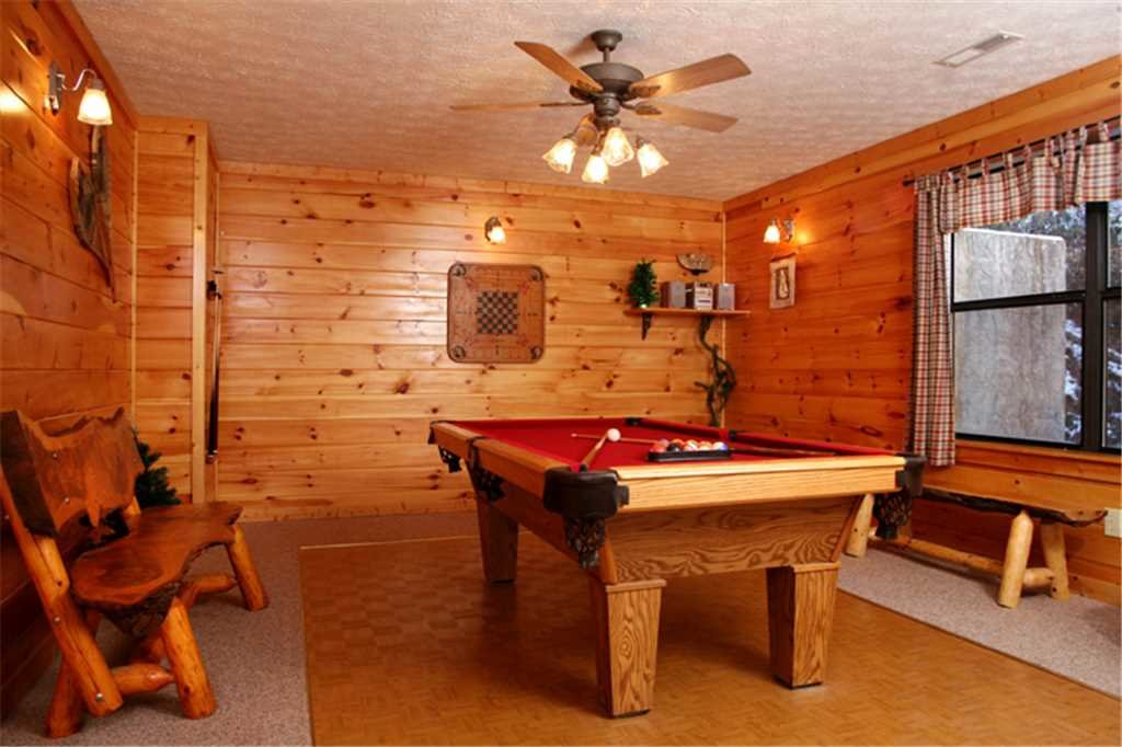 Photo of a Gatlinburg Cabin named Great Expectations - This is the eighth photo in the set.
