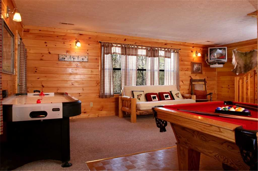 Photo of a Gatlinburg Cabin named Great Expectations - This is the ninth photo in the set.