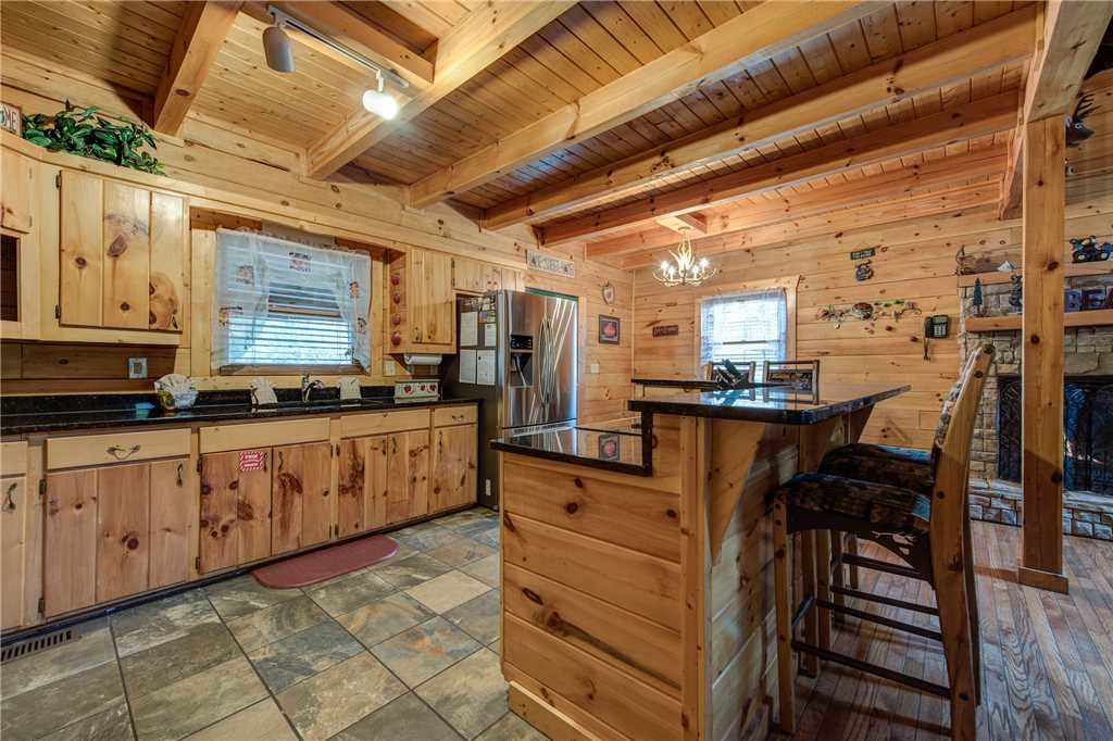 Photo of a Gatlinburg Cabin named Mountain Dreams - This is the seventh photo in the set.