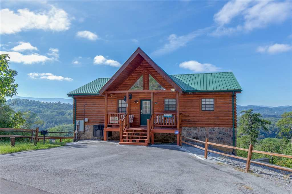 Photo of a Pigeon Forge Cabin named Peaceful View - This is the thirty-sixth photo in the set.