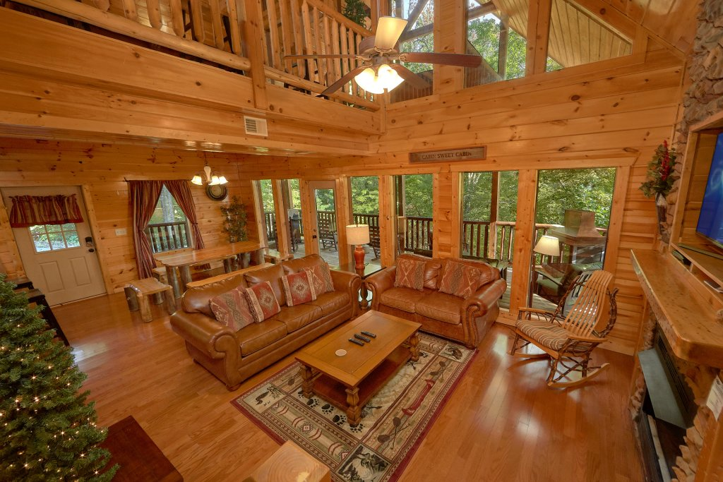 Photo of a Gatlinburg Cabin named Diamond Mine - This is the tenth photo in the set.