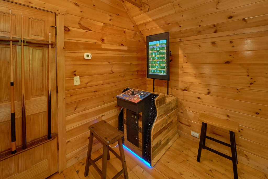 Photo of a Gatlinburg Cabin named Diamond Mine - This is the ninth photo in the set.
