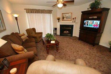 Gas Fireplace, Sleeps 6, 2 King Beds + Sleeper Sofa For Kids