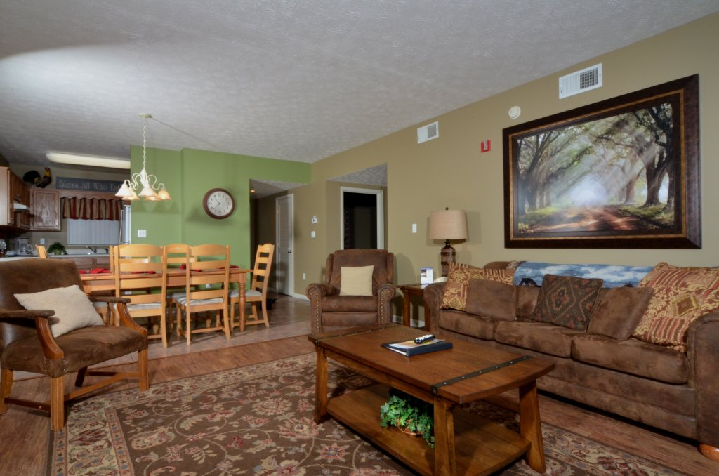 Photo of a Pigeon Forge Condo named Whispering Pines 232 - This is the first photo in the set.