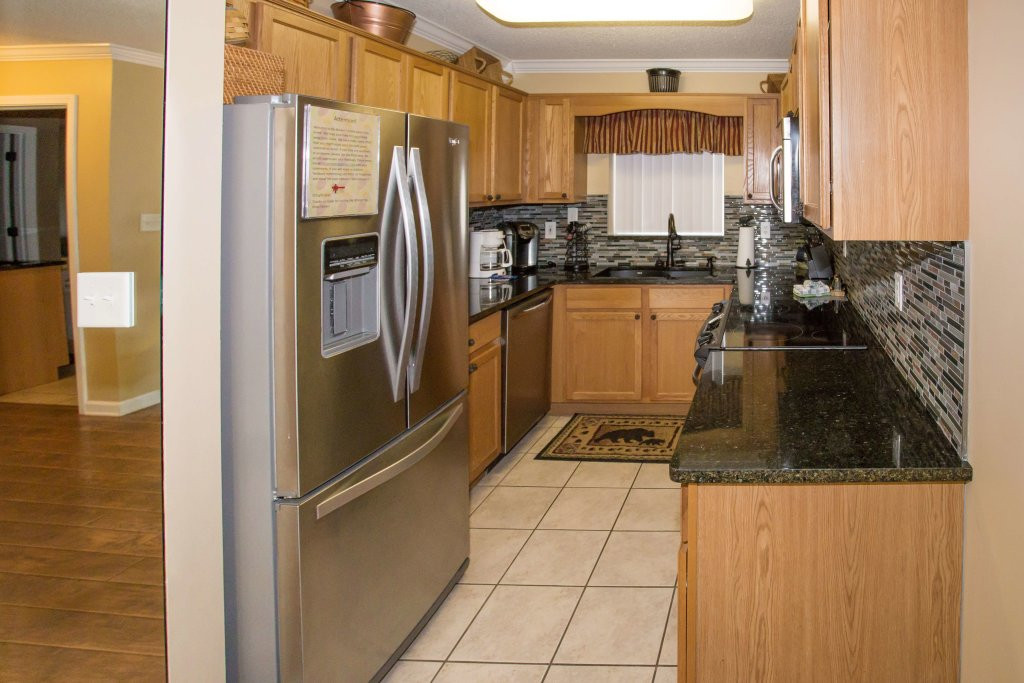 Photo of a Pigeon Forge Condo named Whispering Pines 552 - This is the seventh photo in the set.