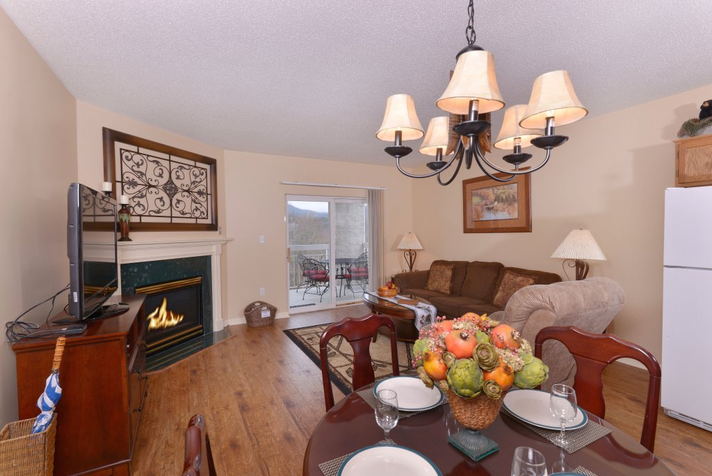 Photo of a Pigeon Forge Condo named Whispering Pines 411 - This is the second photo in the set.