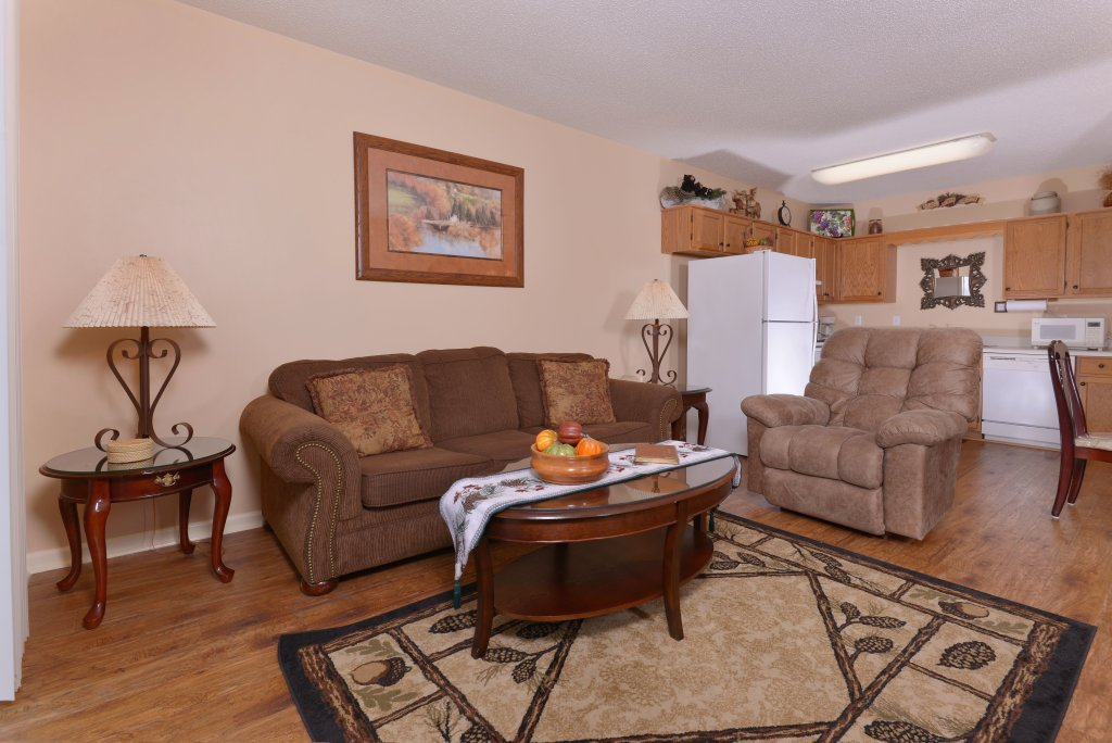 Photo of a Pigeon Forge Condo named Whispering Pines 411 - This is the fifth photo in the set.