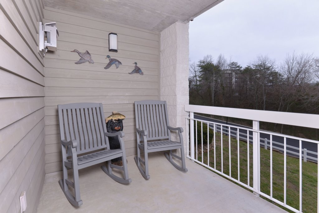 Photo of a Pigeon Forge Condo named Whispering Pines 411 - This is the forty-first photo in the set.