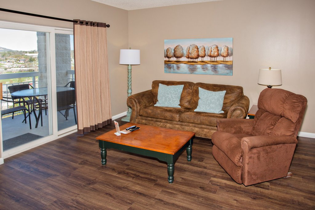 Photo of a Pigeon Forge Condo named Whispering Pines 221 - This is the fifth photo in the set.
