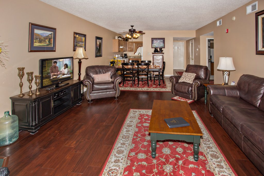 Photo of a Pigeon Forge Condo named Whispering Pines 444 - This is the twenty-second photo in the set.