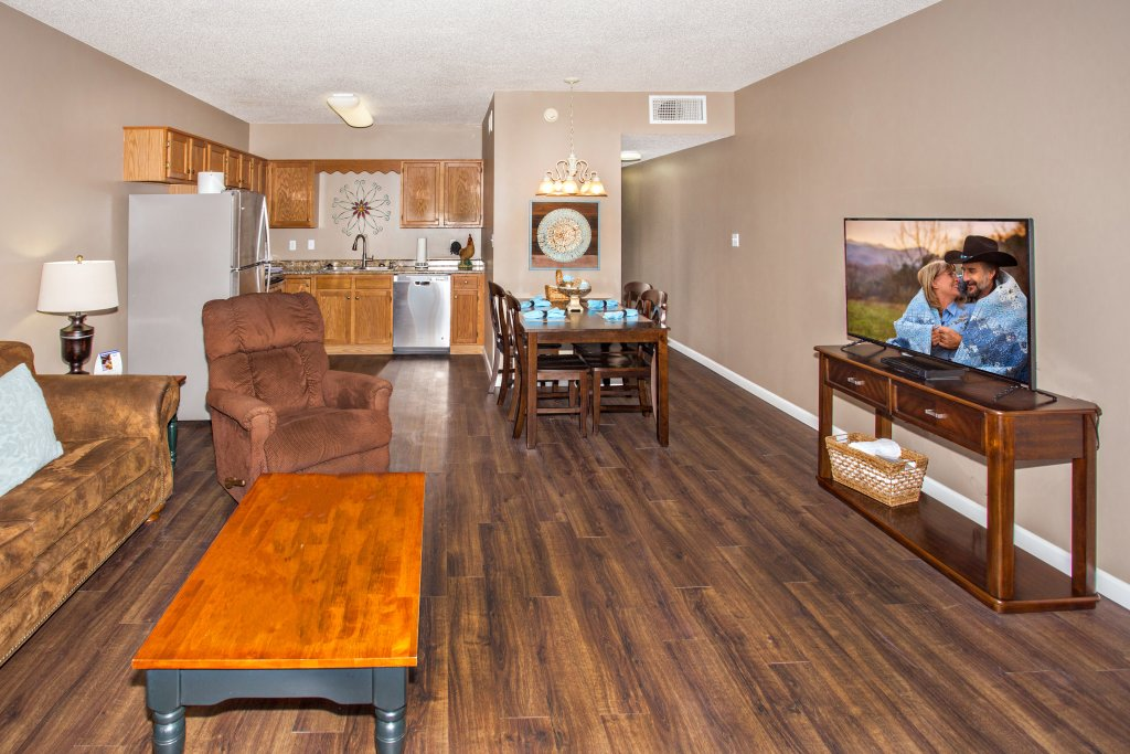 Photo of a Pigeon Forge Condo named Whispering Pines 221 - This is the eighth photo in the set.