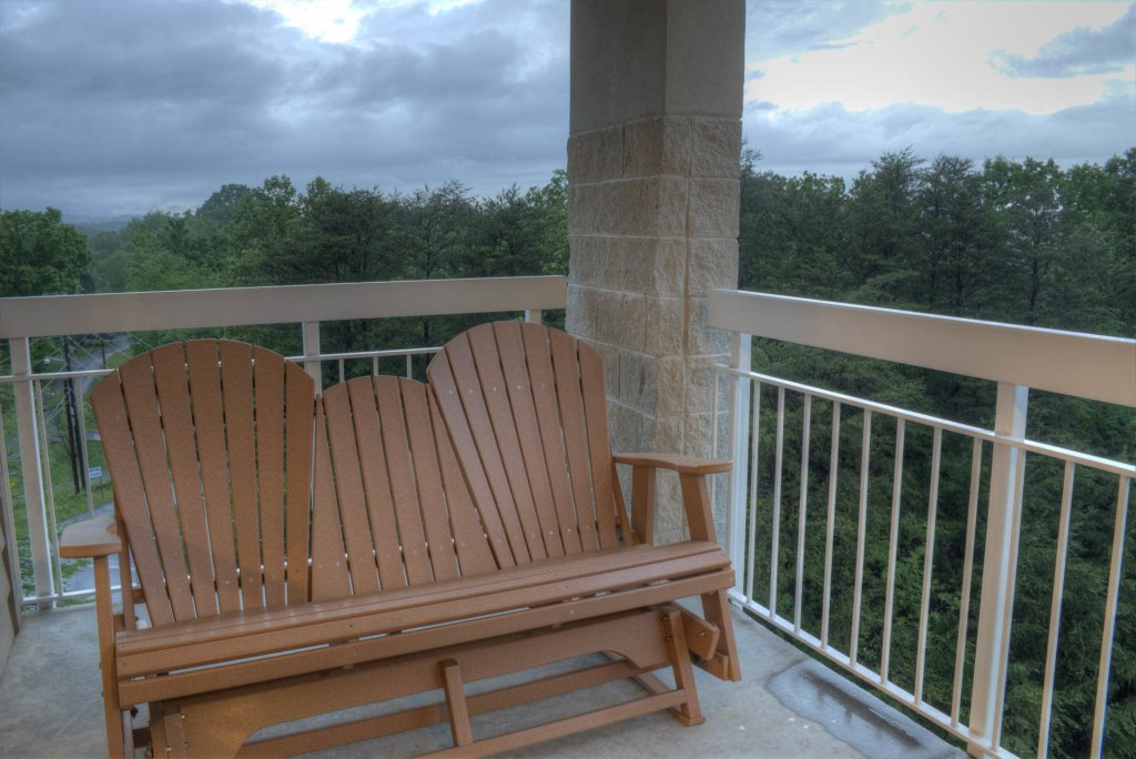 Photo of a Pigeon Forge Condo named Whispering Pines 141 - This is the tenth photo in the set.