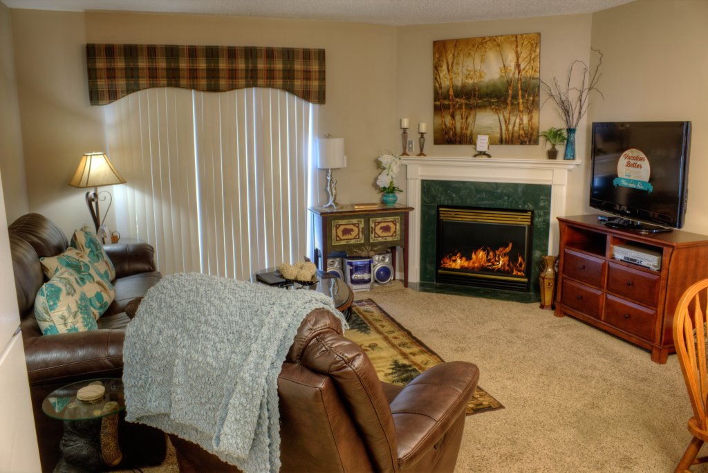 Photo of a Pigeon Forge Condo named Whispering Pines 321 - This is the twenty-eighth photo in the set.
