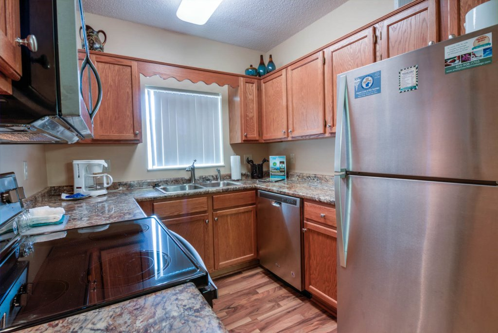 Photo of a Pigeon Forge Condo named Whispering Pines 224 - This is the seventh photo in the set.