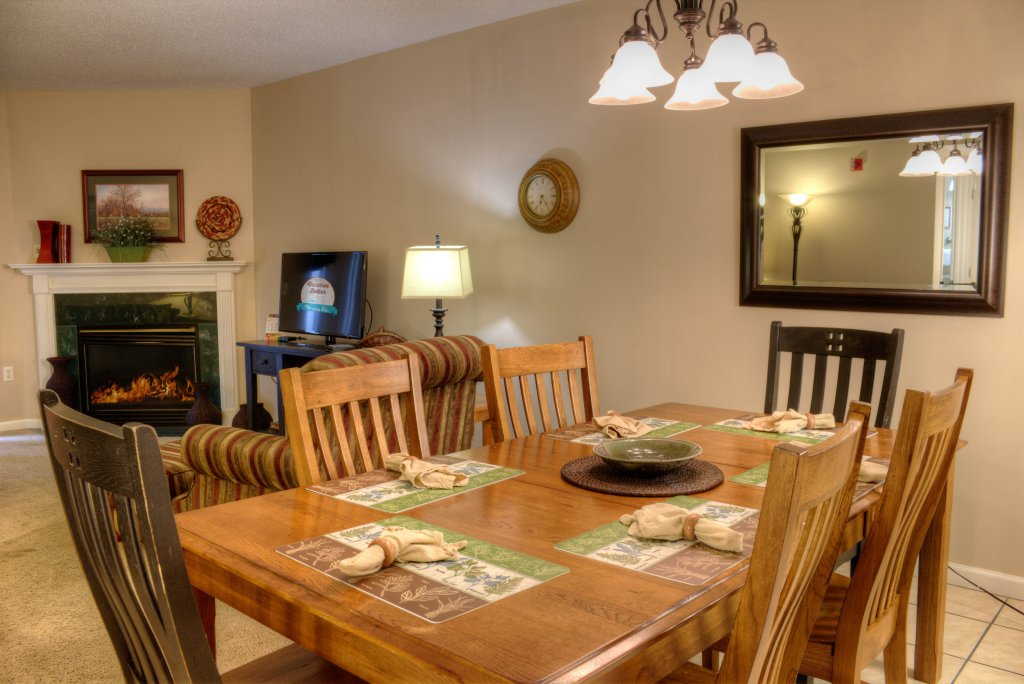 Photo of a Pigeon Forge Condo named Whispering Pines 313 - This is the fifth photo in the set.