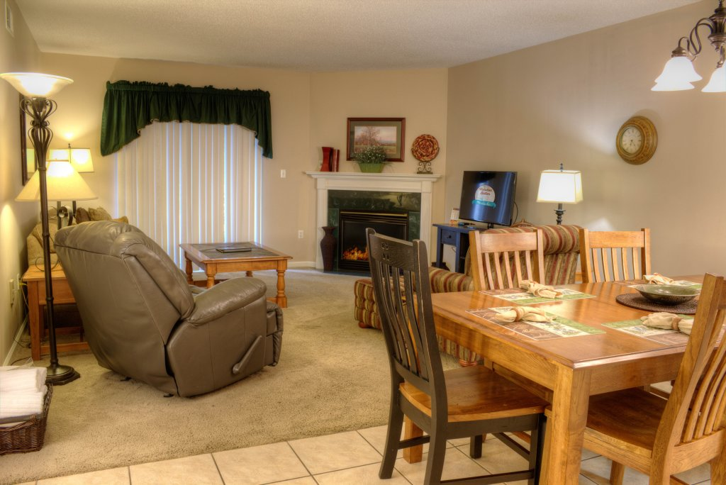 Photo of a Pigeon Forge Condo named Whispering Pines 313 - This is the sixth photo in the set.