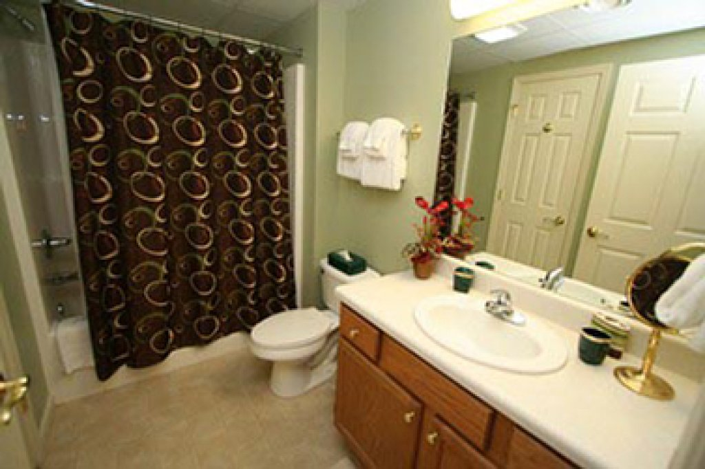 Photo of a Pigeon Forge Condo named Whispering Pines 123 - This is the third photo in the set.